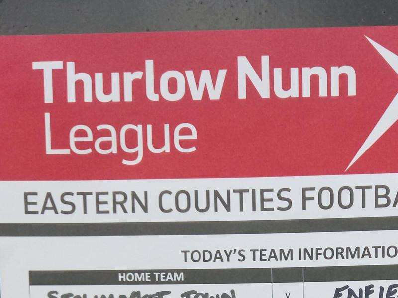 The Thurlow Nunn League season is being extended to cope with the backlog of fixtures from the prolonged wet weather