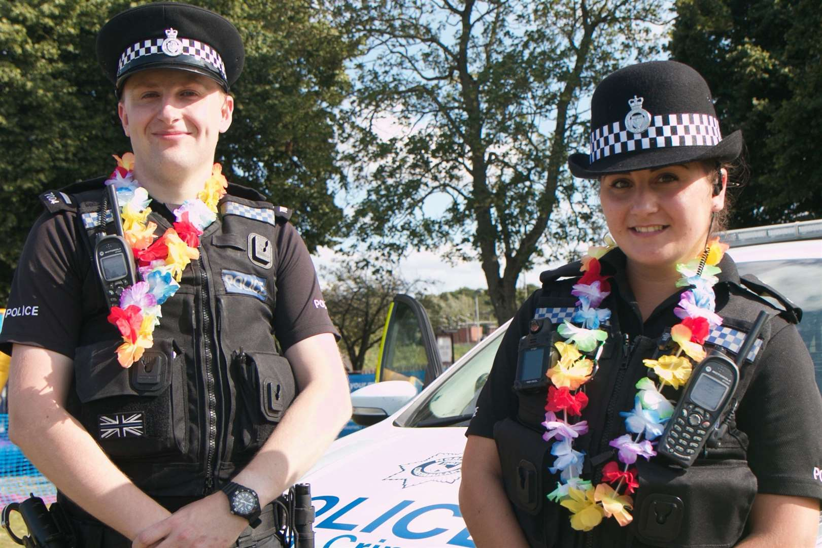 The Specials: Sgt Tom Render and Constable Jade Moulton
