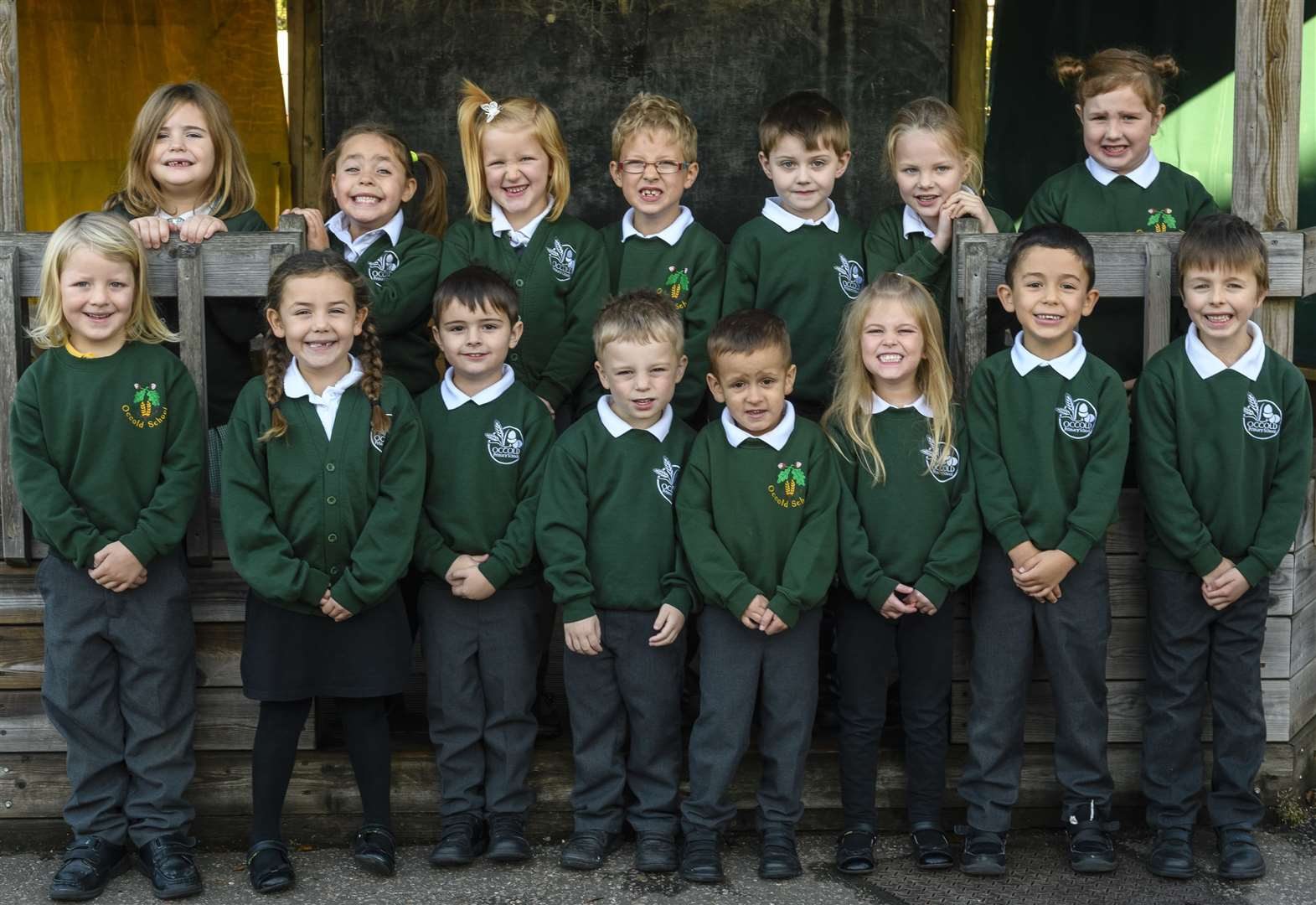 CLASS OF THE WEEK: Occold Primary School