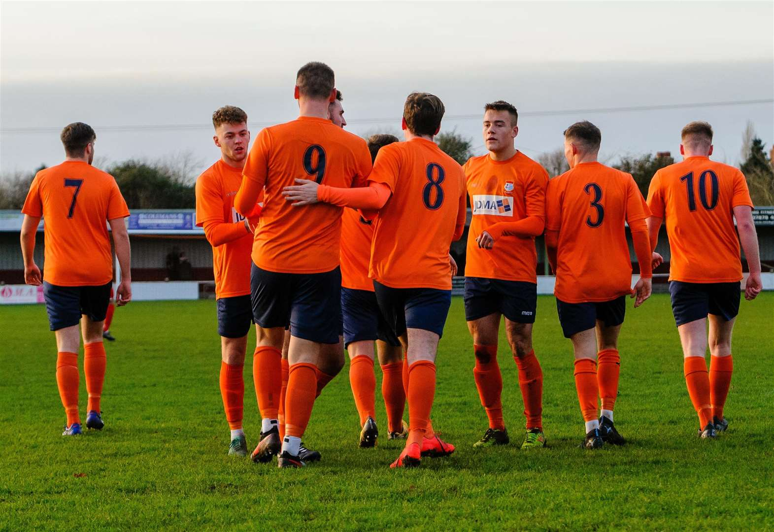 Turnaround continues for in-form Tangerines