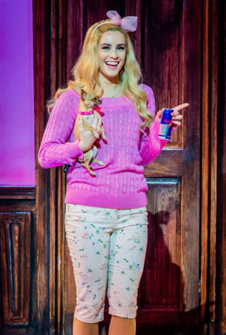 REVIEW: Legally Blonde The Musical, Theatre Royal Norwich