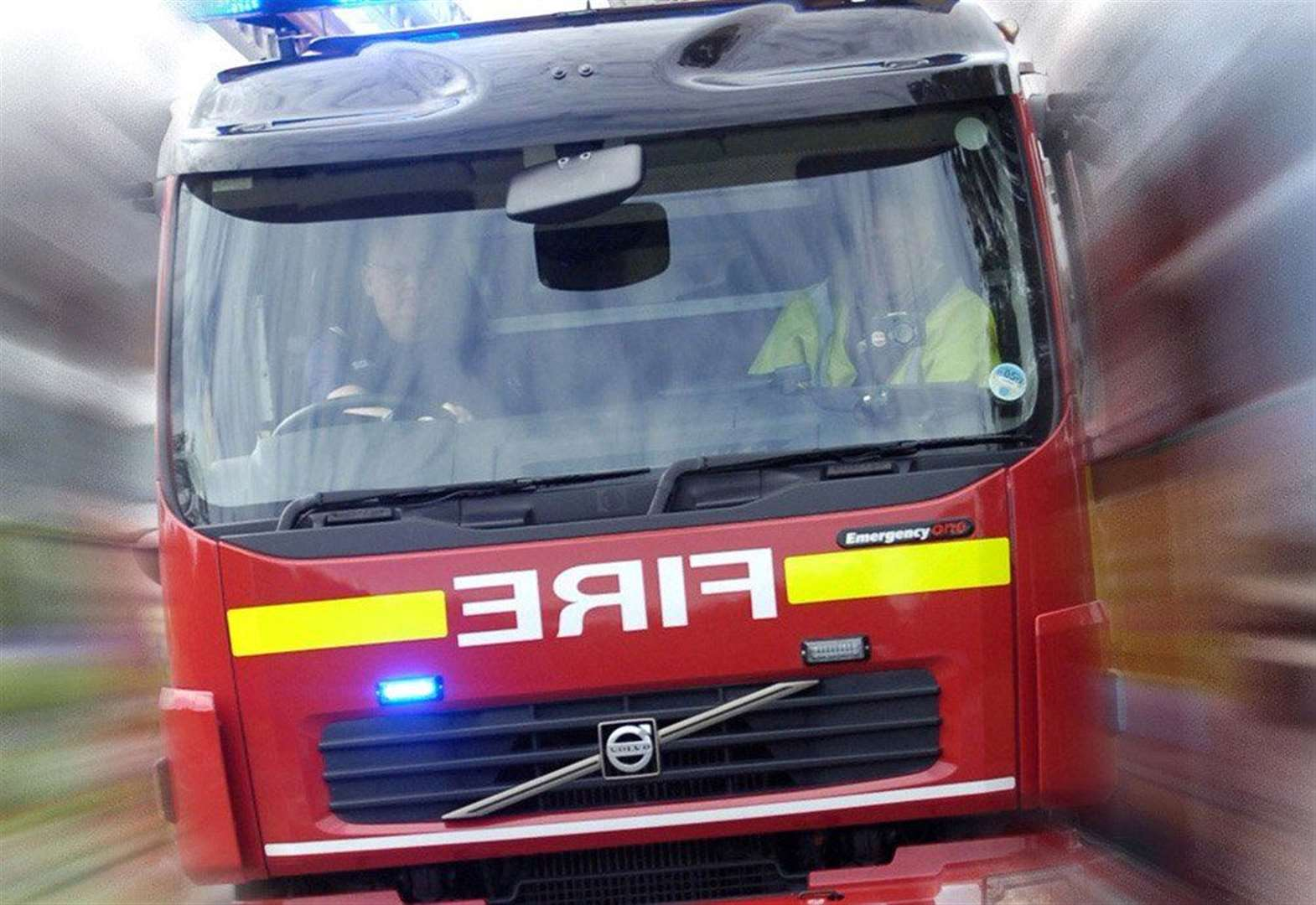 Eight fire engines sent to fire at Eye herb farm