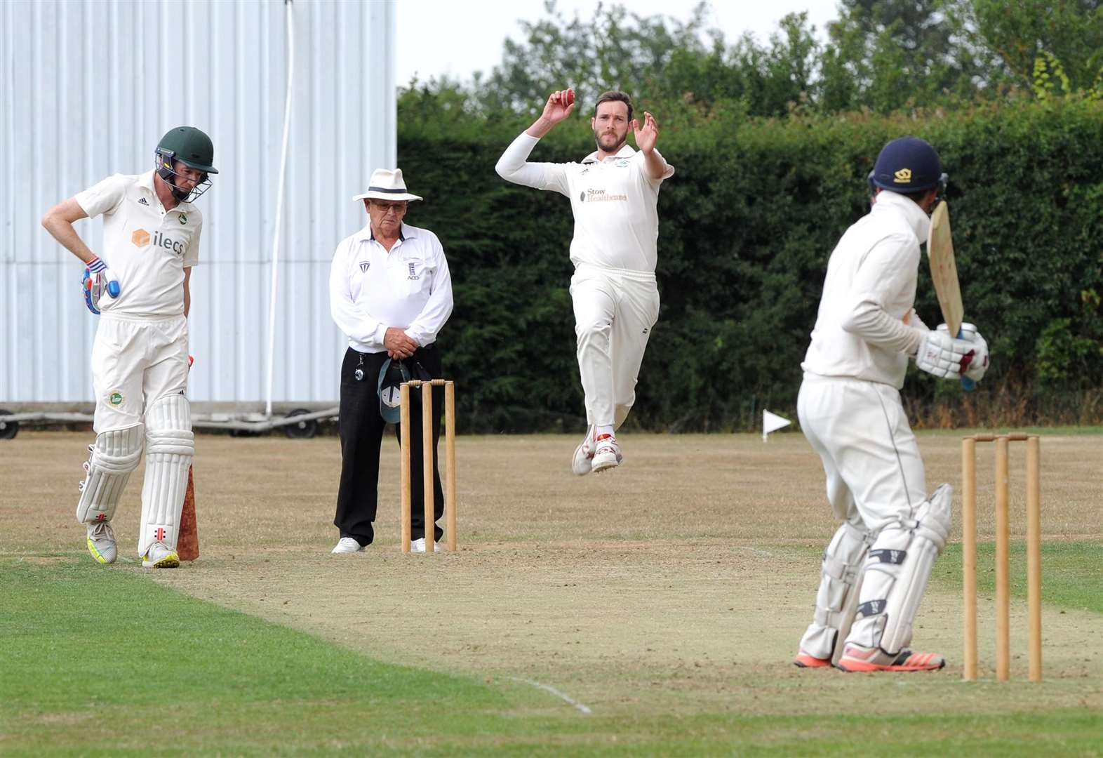 Batting once again dents Walsham's hopes of victory