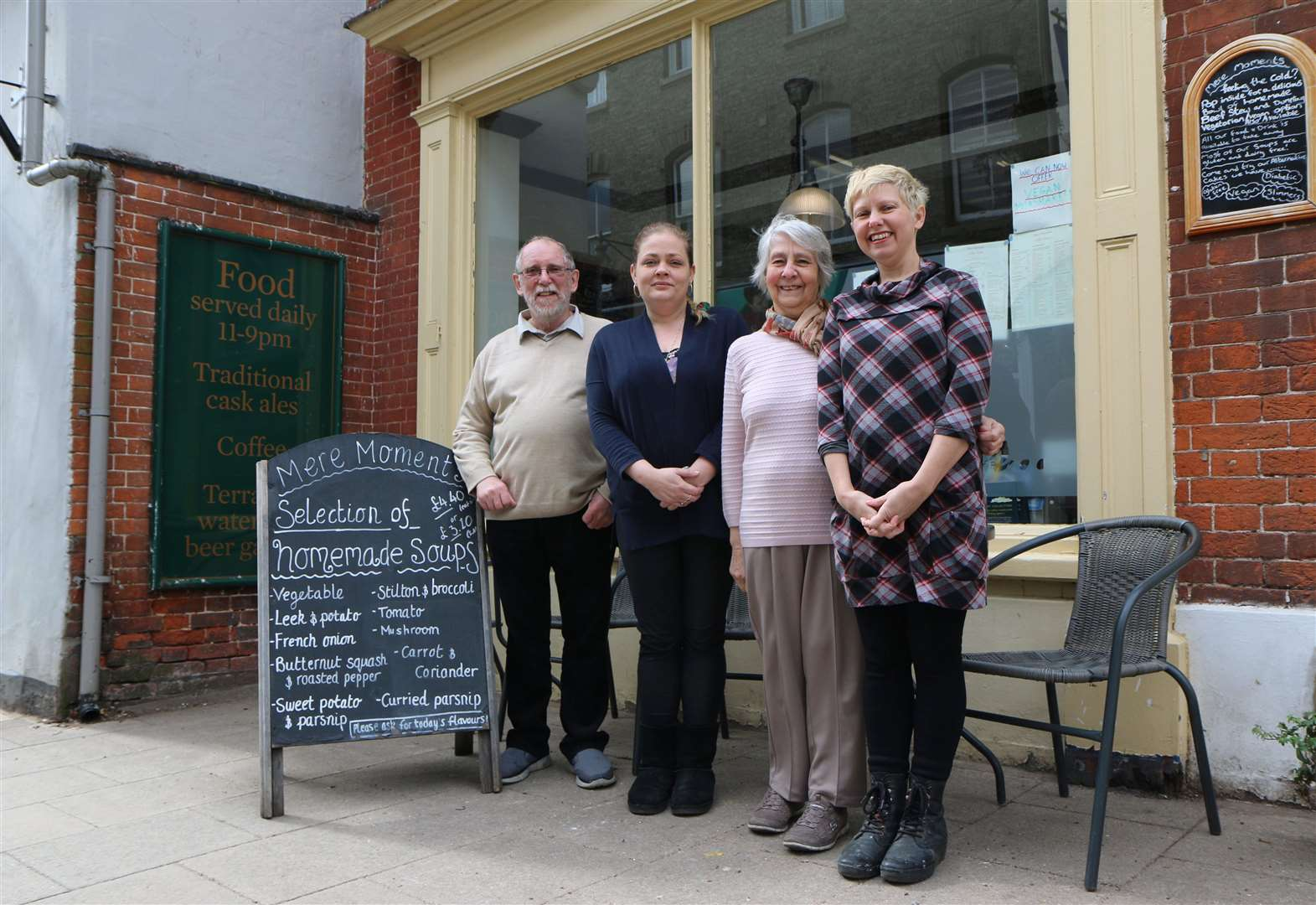 Diss cafe owners sad to say goodbye after 11 years