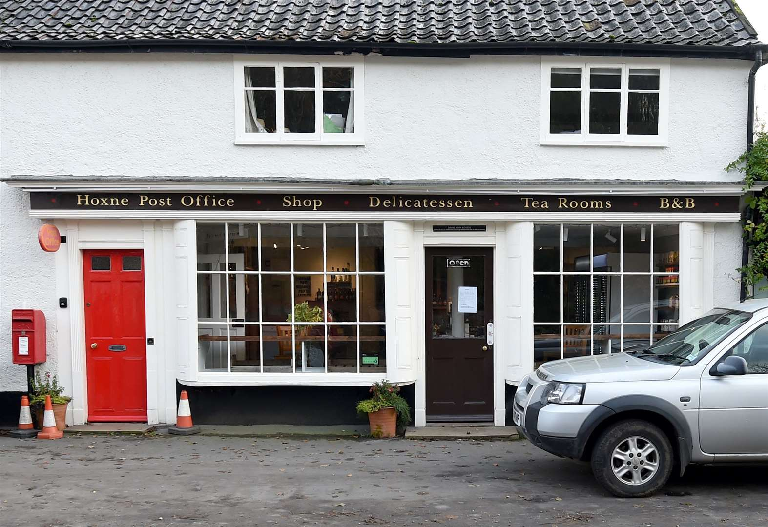 We haven't made a go of it, say village post office owners