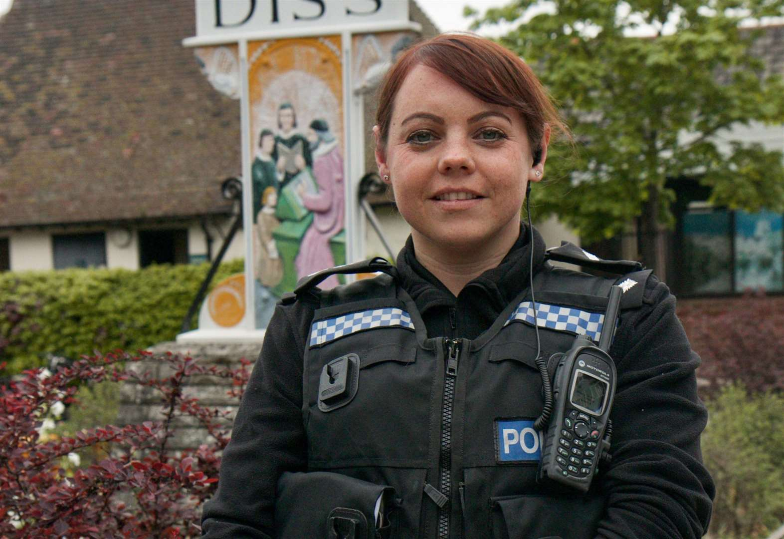 Busy start for new policing inspector