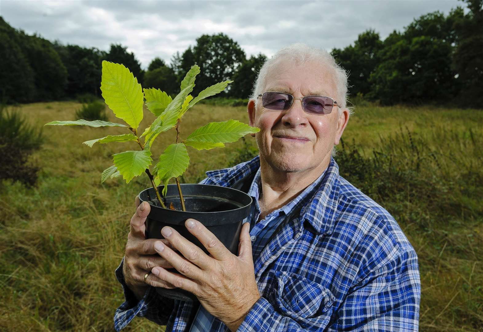 Villagers to plant 150 trees to tackle climate change