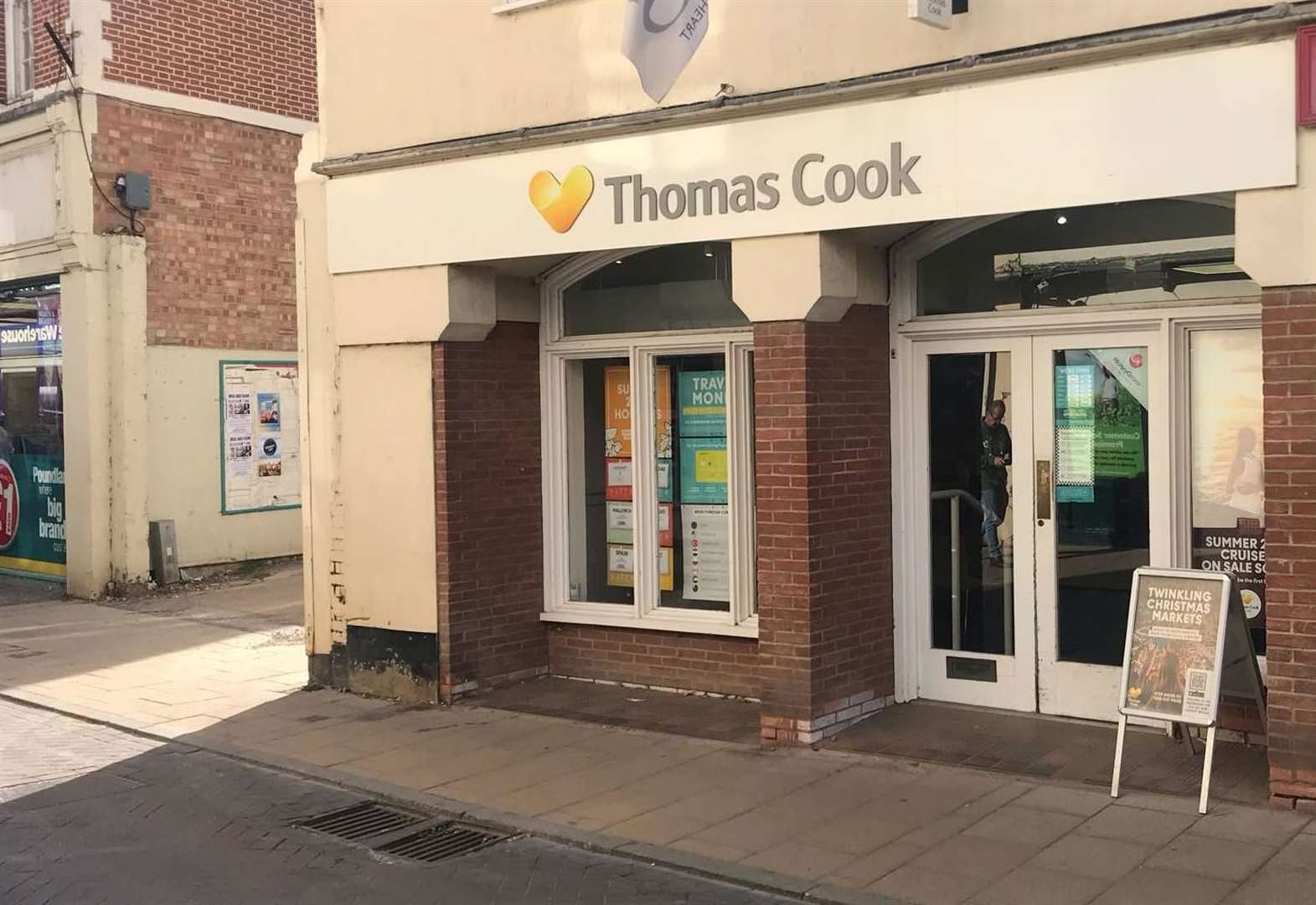 What to do if you're a Thomas Cook customer