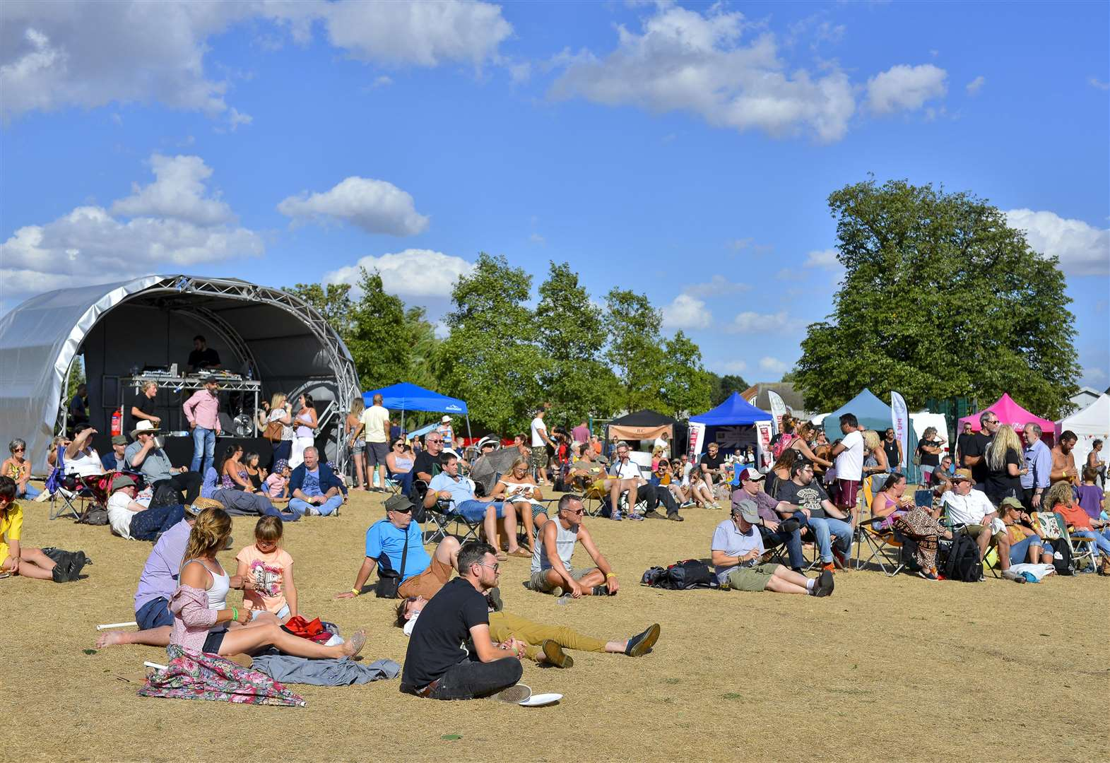 Gig in the Park organiser anxious over event's future