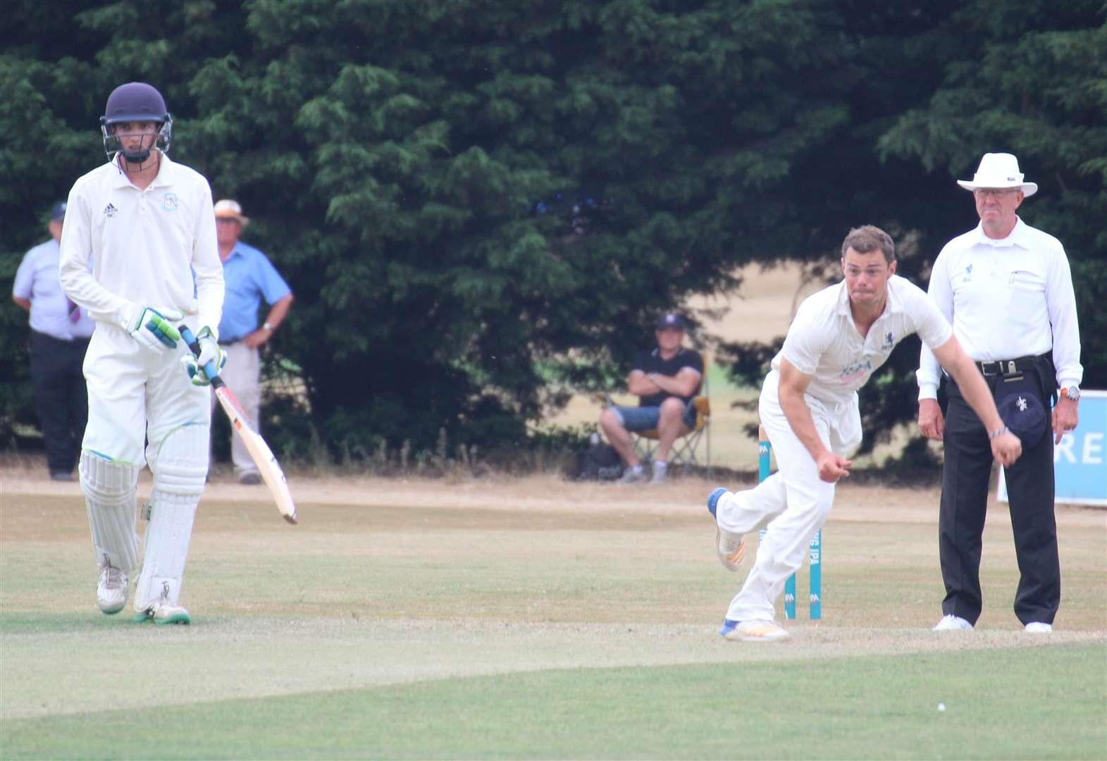 Rash stars in Suffolk victory