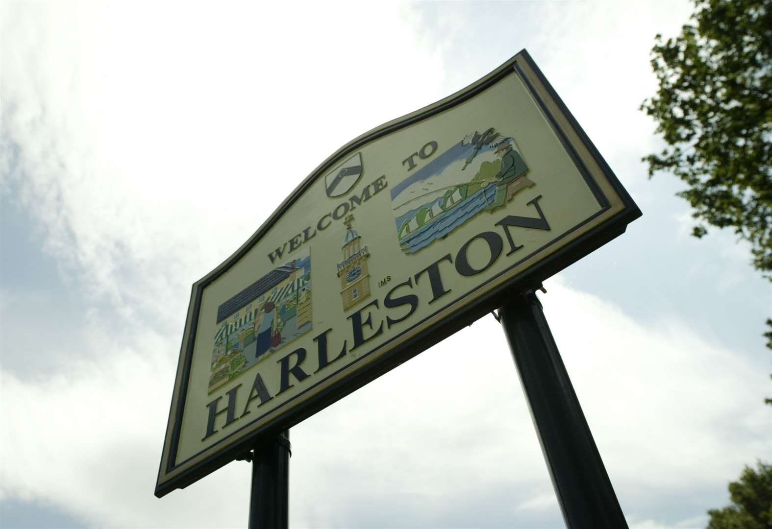 Owners put Harleston café up for sale