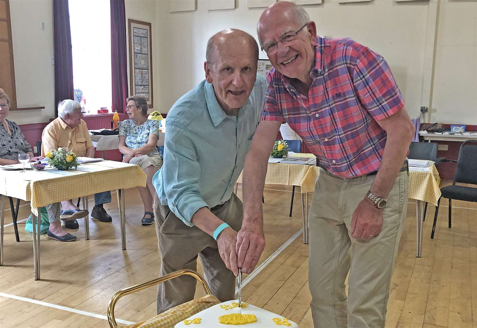 Pulham Surgery Support Group celebrates 25th anniversary
