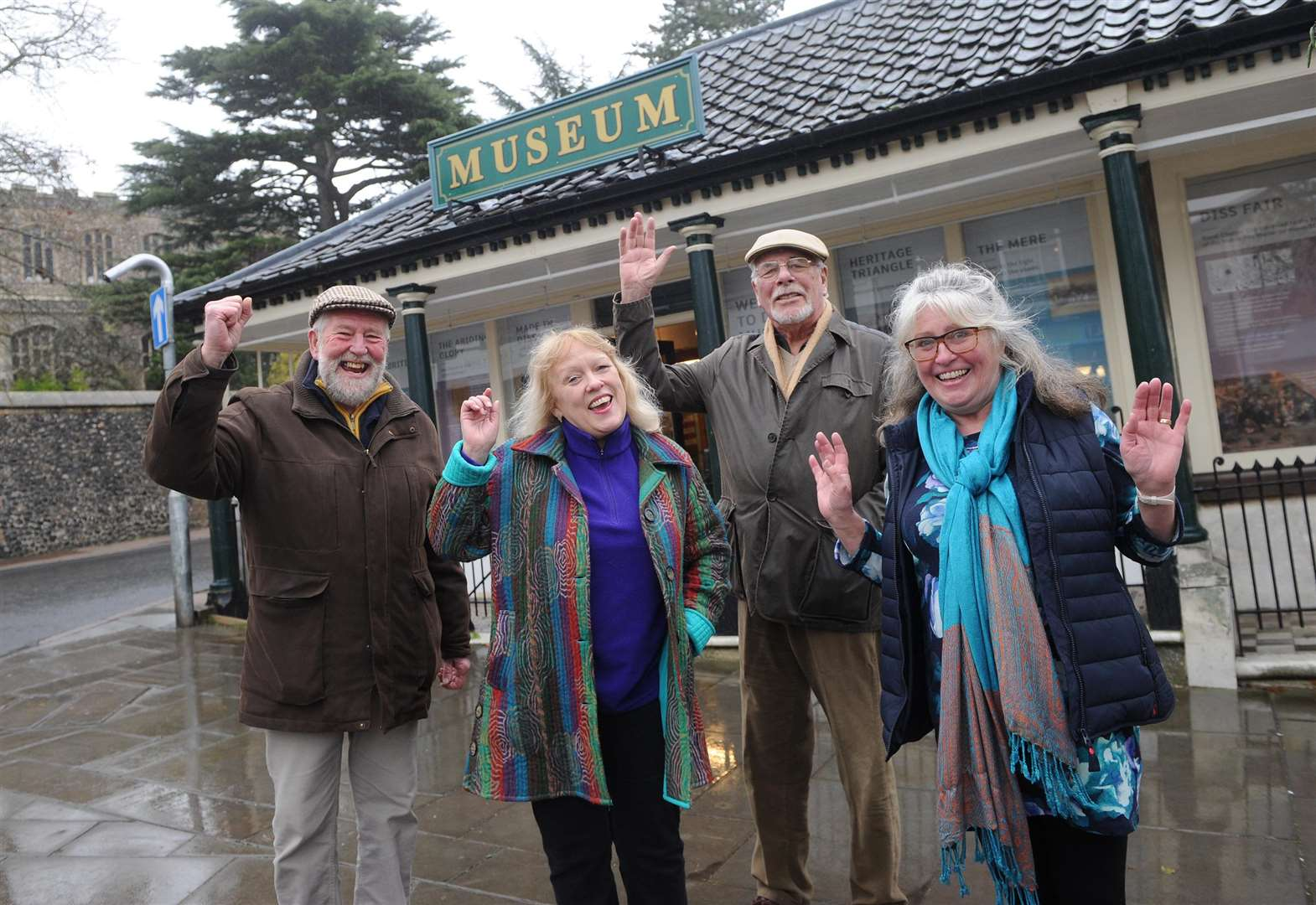 Diss Museum bucks the trend as visitors numbers soar