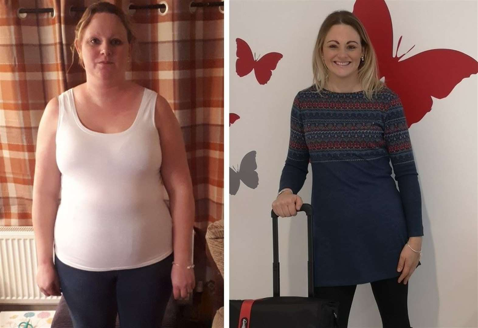 Rachael ready to help others after losing 4½ stone