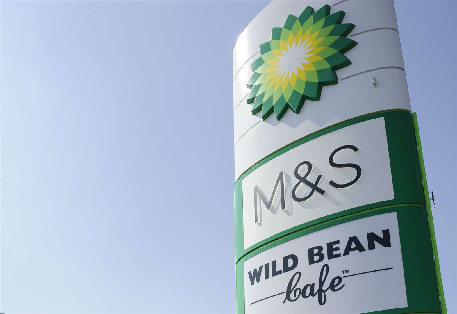 BP and M&S open in Stuston