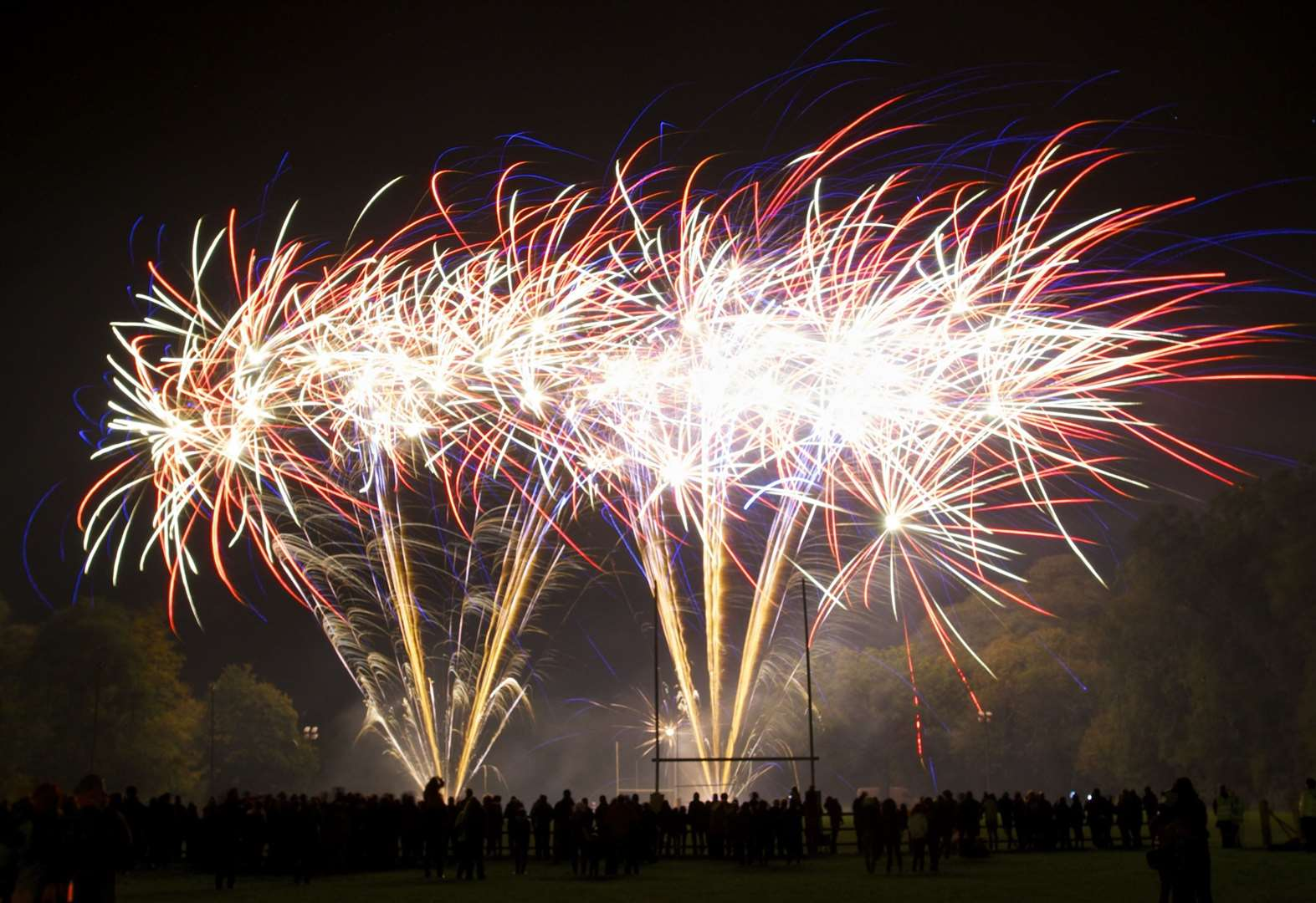 Bonfire Night: Fireworks displays in south Norfolk and north Suffolk