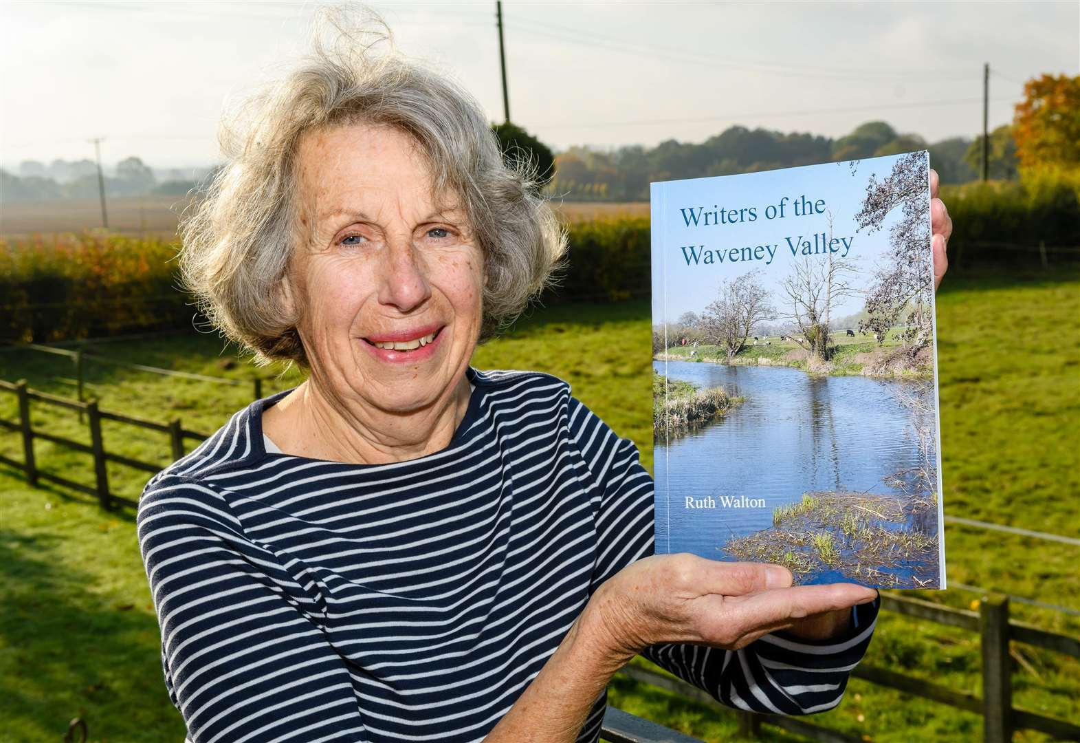 Book tells the tale of valley writers
