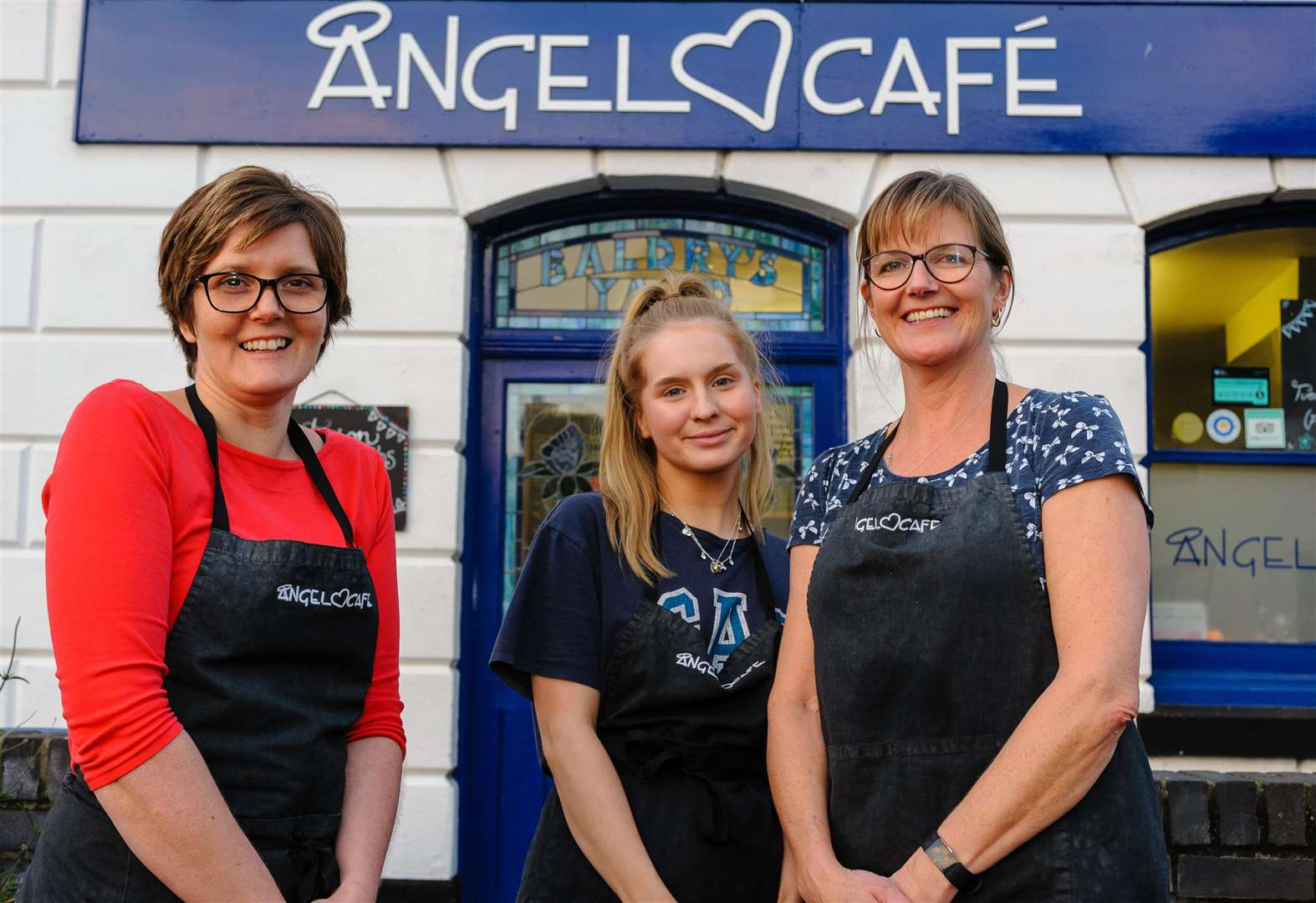 New Angel Cafe owners plan winter warmer menu