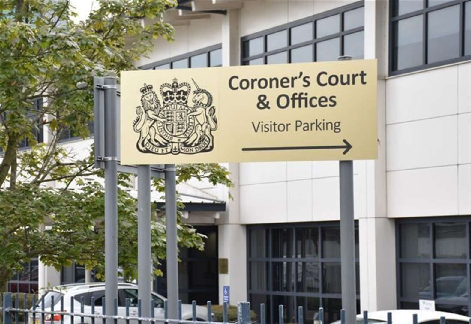 Driver who died after stopping his car in front of a train in Palgrave had a history of mental illness, court hears