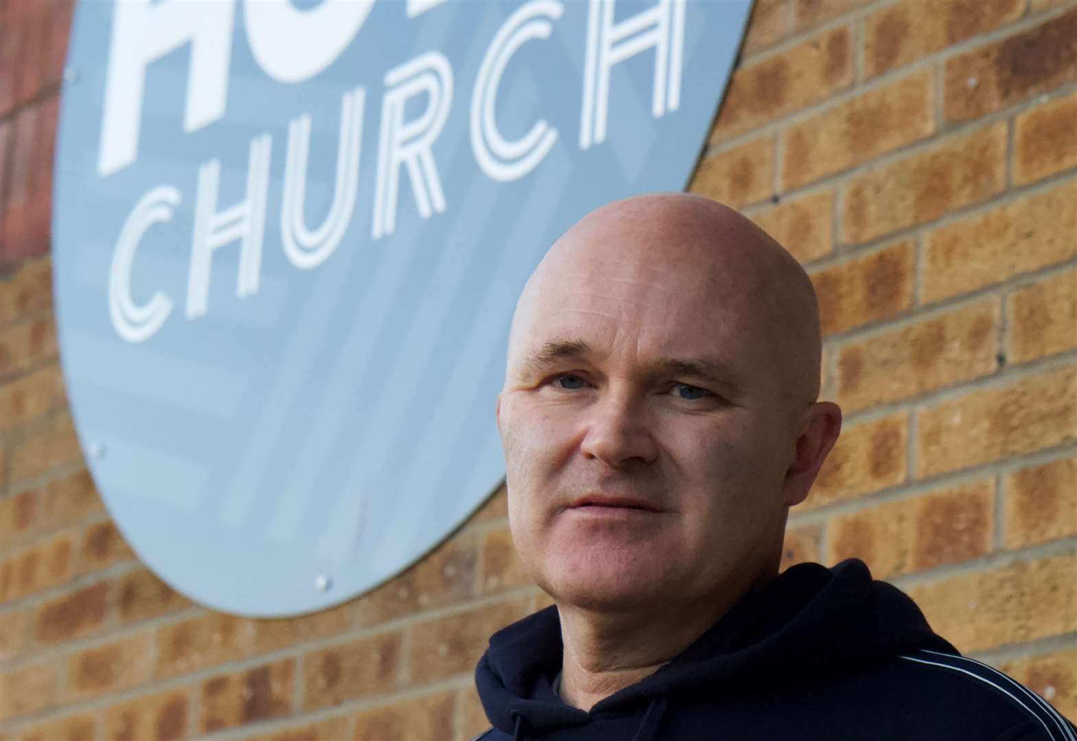Community church hopes to save former Harleston club