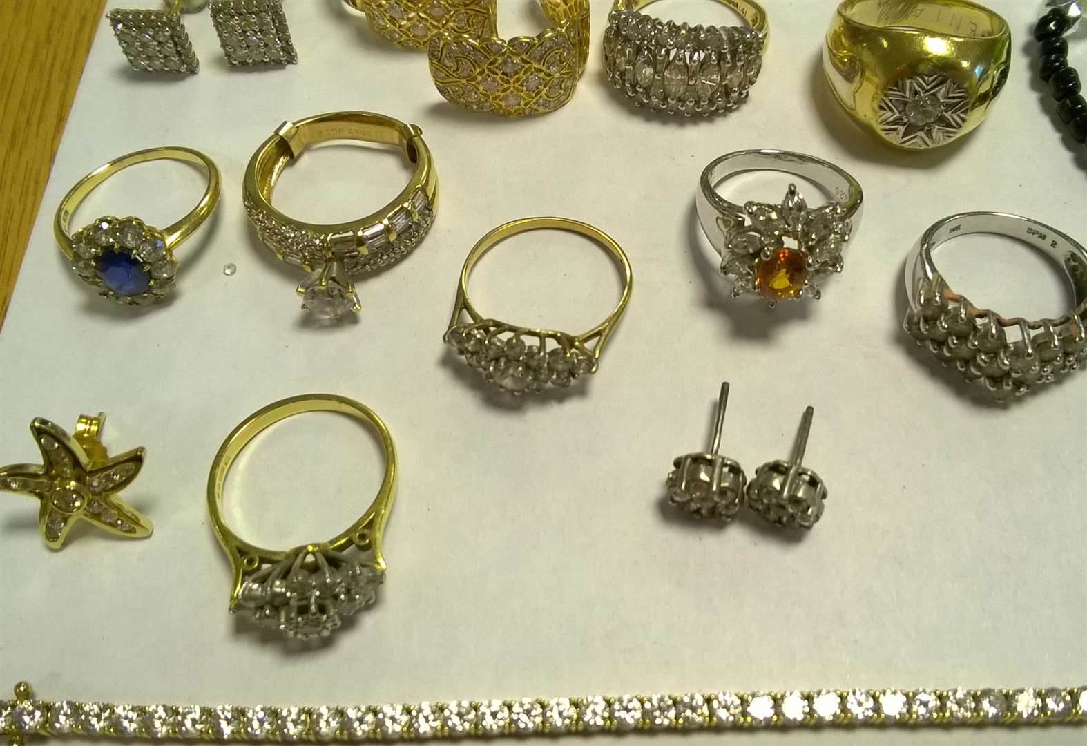Bid to reunite stolen property with rightful owners