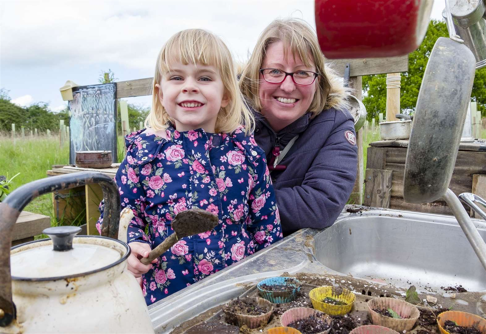 Fox Wood Forest School brims with new life