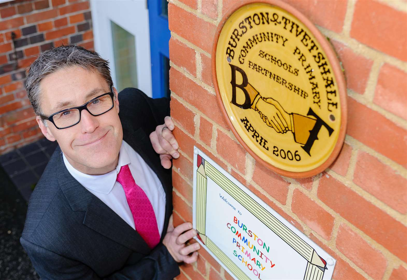 Burston and Tivetshall Primary School welcome new executive headteacher