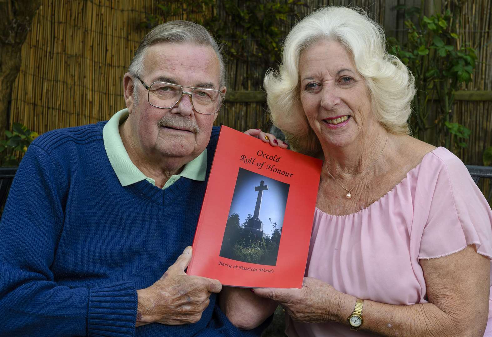 Book honours village men who fell in the Great War