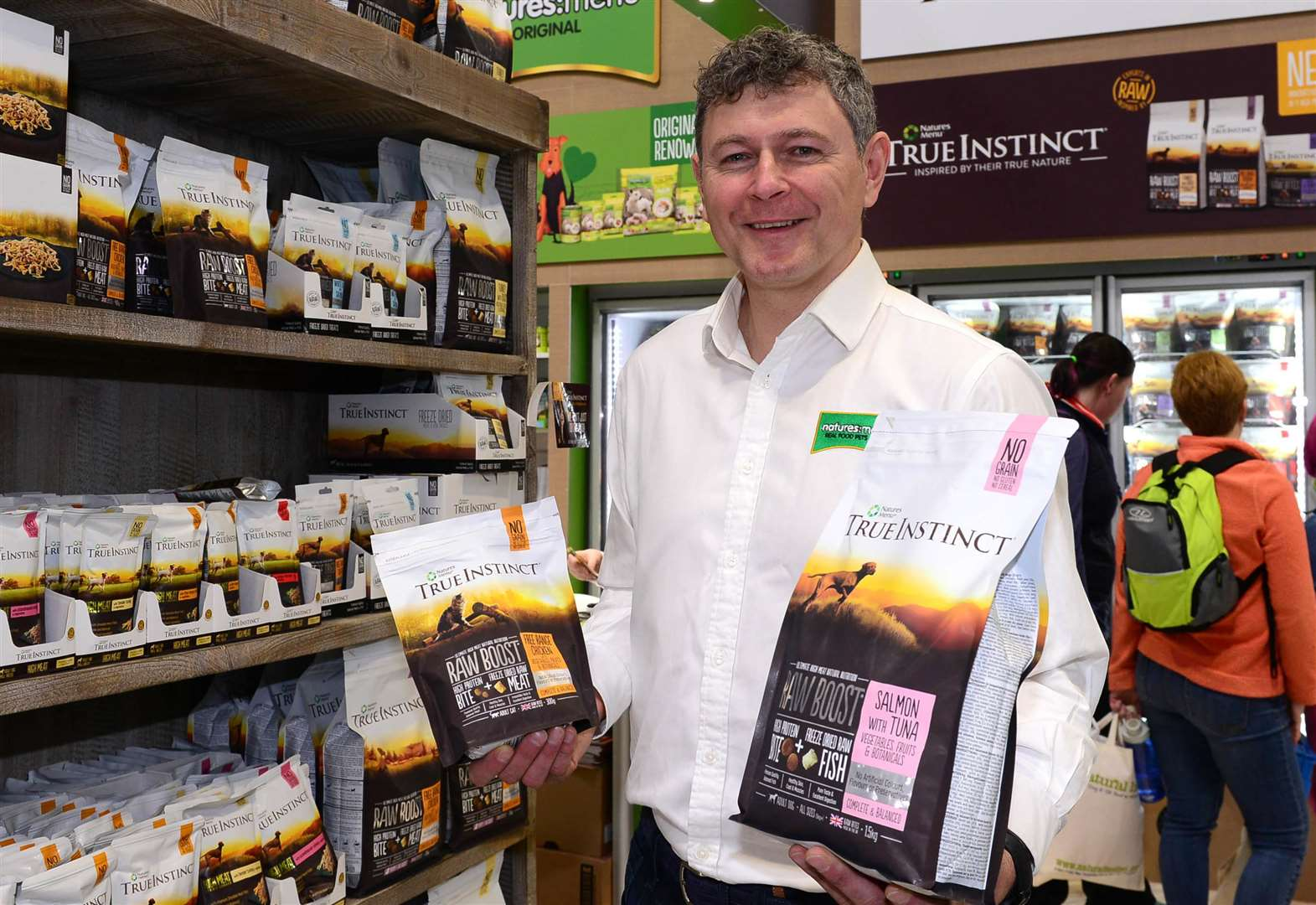 Snetterton pet food firm joins top dogs in ranking