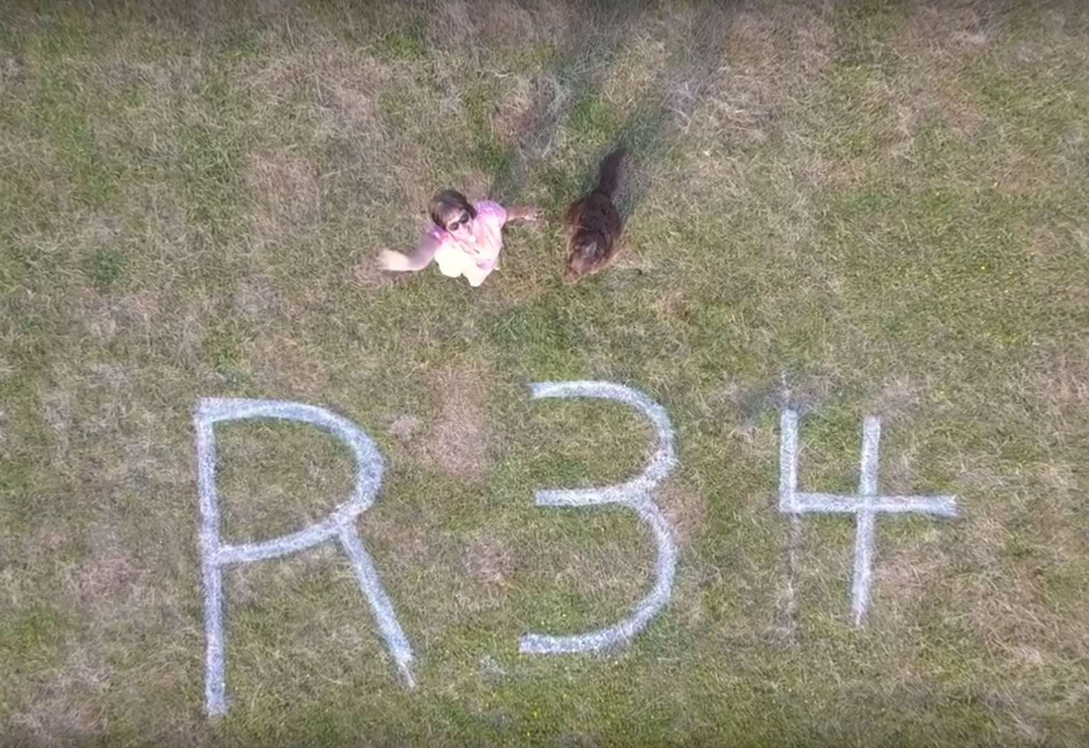 VIDEO: R34 celebrations put village on the map