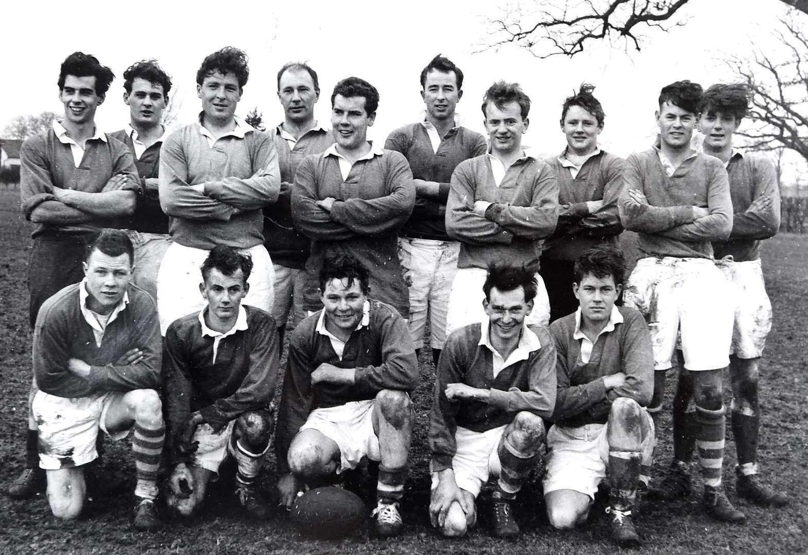 MEMORY LANE: Early days of Diss Rugby Club