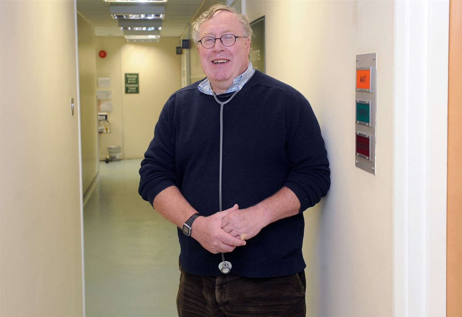 Well-known doctor retires as partner