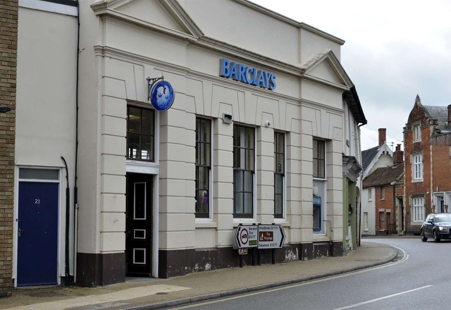 Barclays pledges to retain branches in remote areas