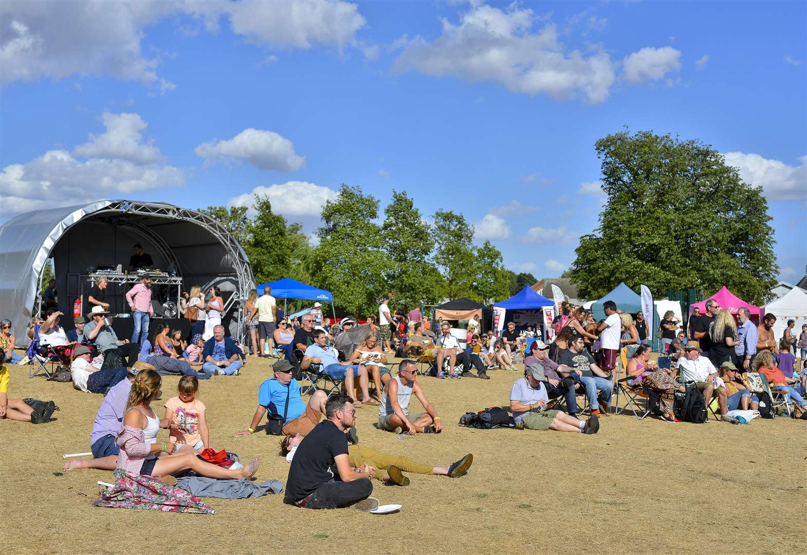Diss Town Council responds to news Gig in the Park will not be going ahead in 2019