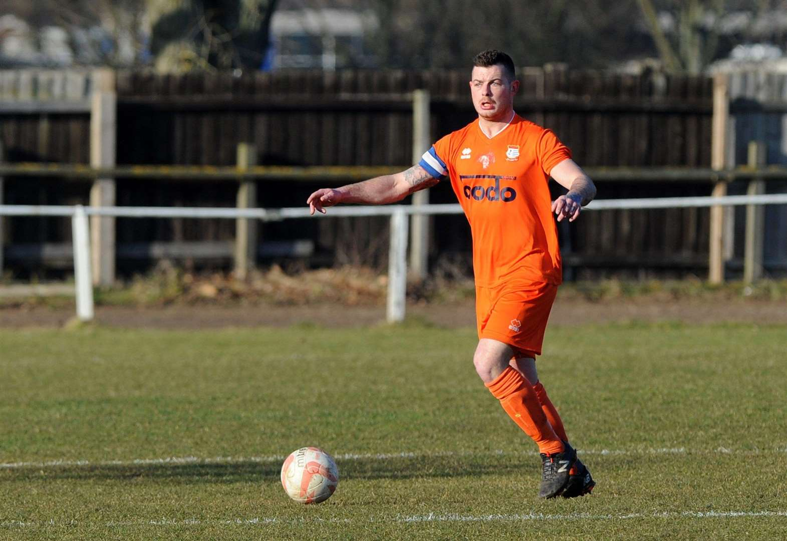 Skipper departs Diss with manager's best wishes