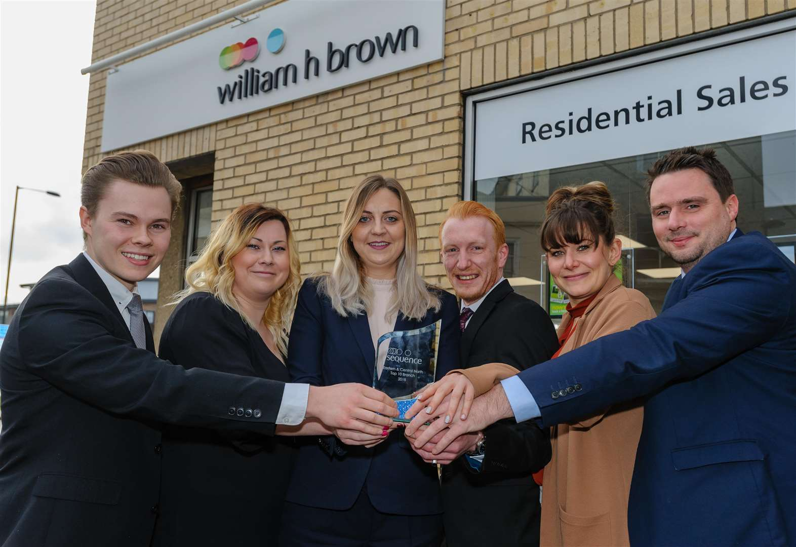 Firm's success sees entire team promoted