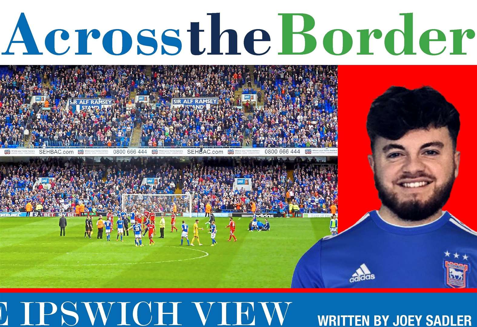 Ipswich Town column: Refereeing on Tuesday worst I've seen