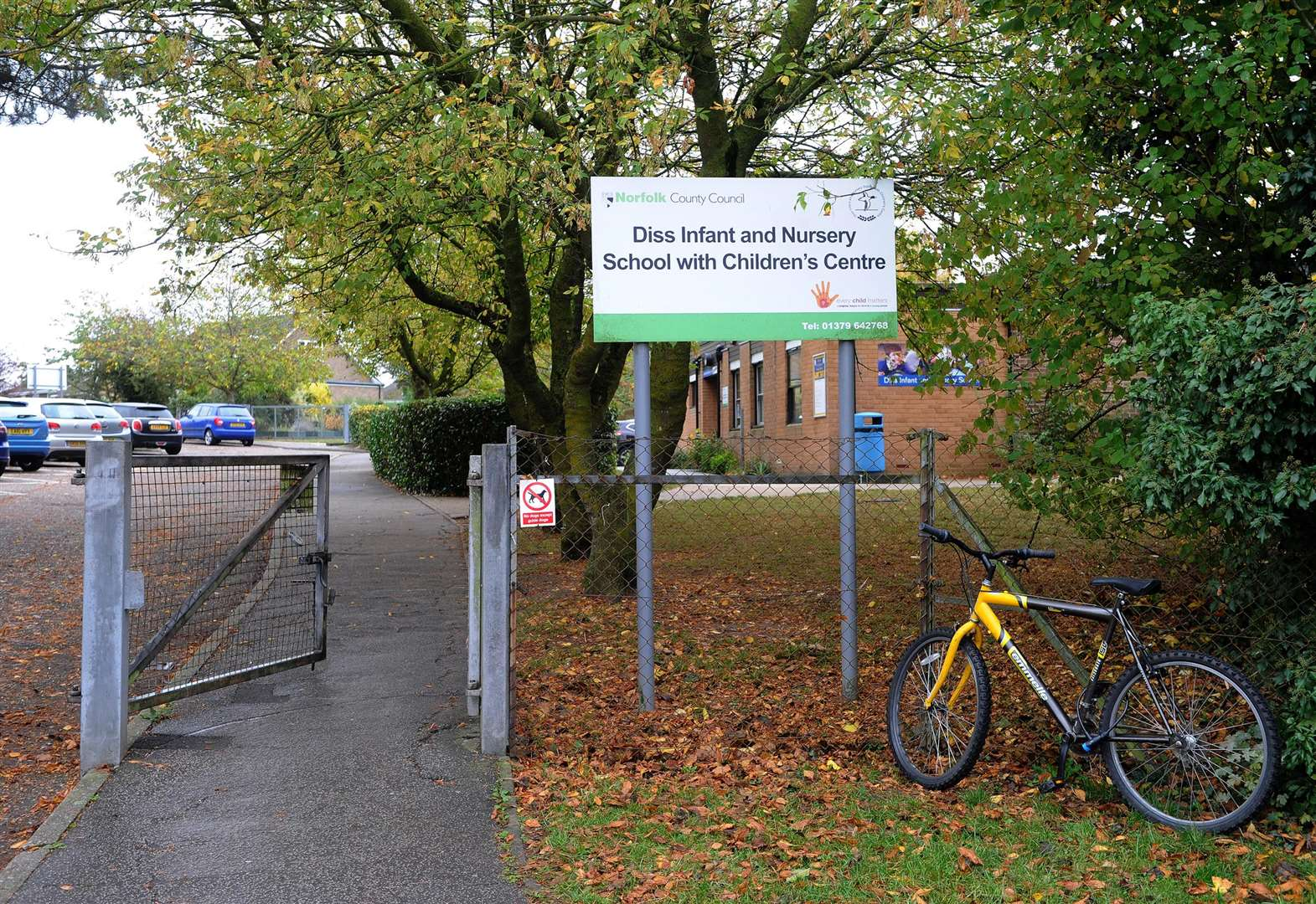 BREAKING: Diss Children's Centre has been saved