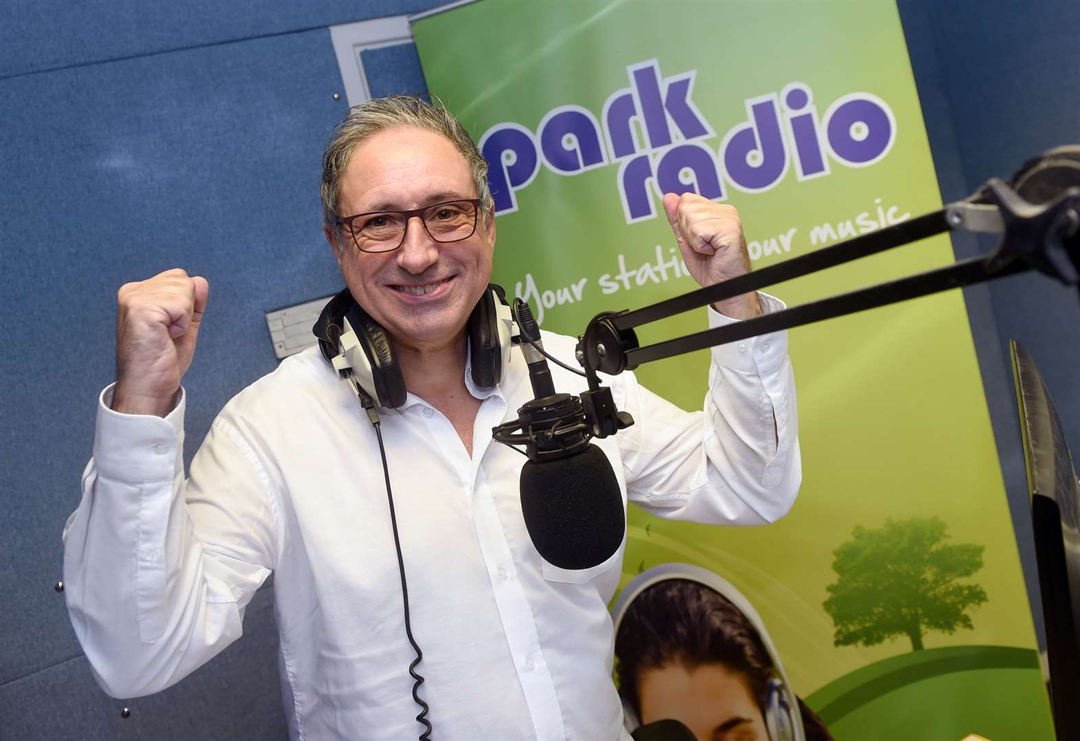 Radio station reaches two years on air
