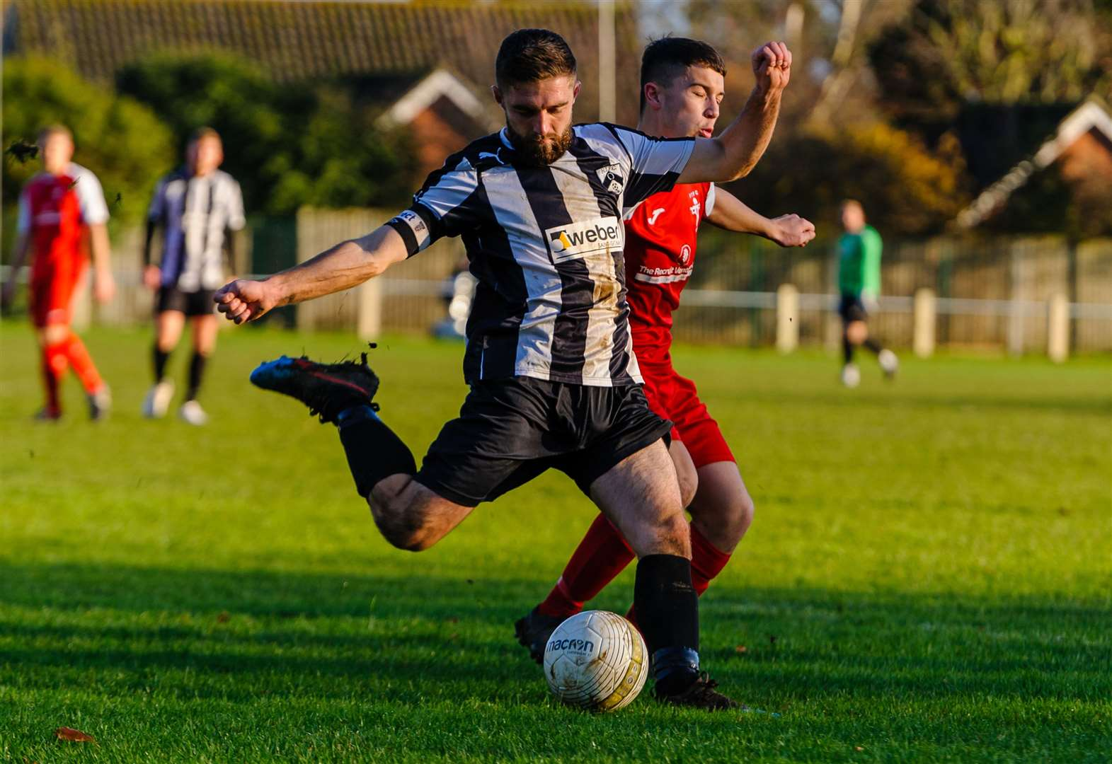 REPORT: Harleston bow out of cup