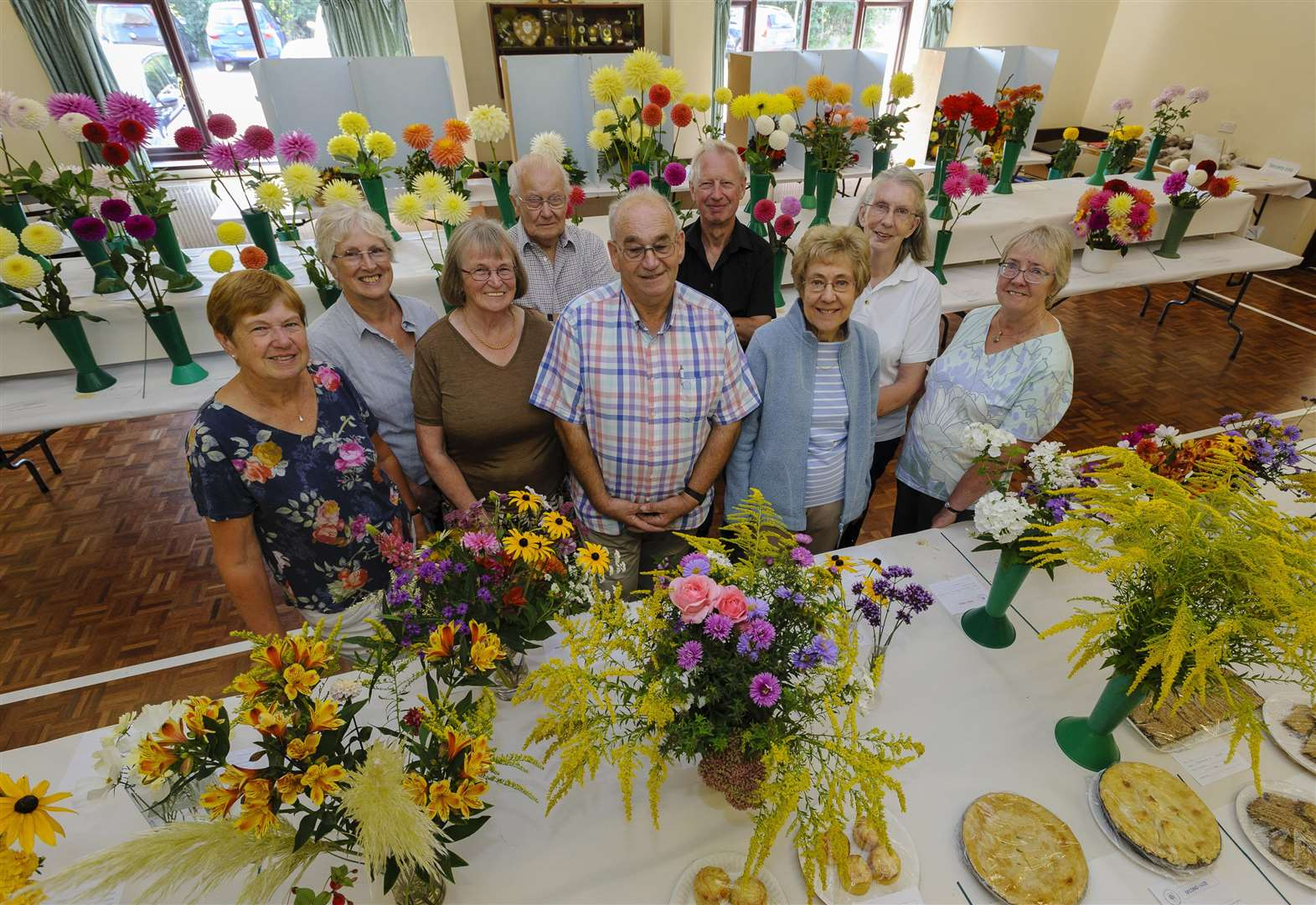 Quality prevails at horticultural early autumn show