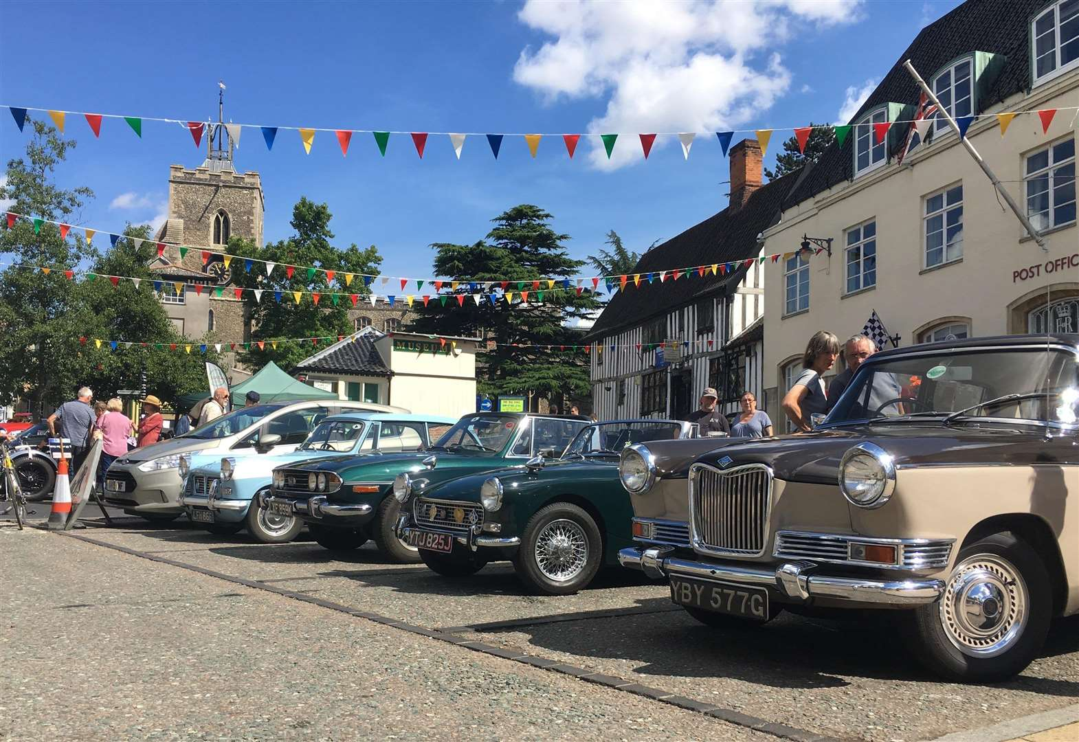 Heritage Transport Fayre rides into Diss this Sunday
