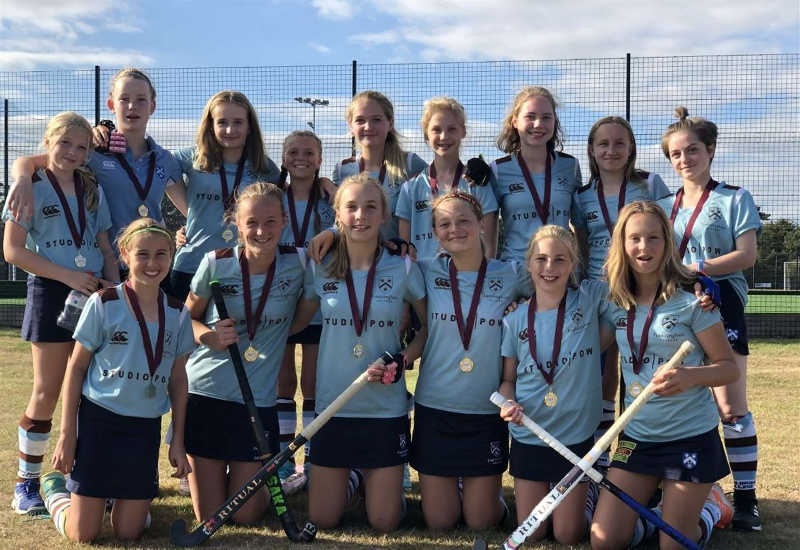 Framlingham College keep up their winning tradition