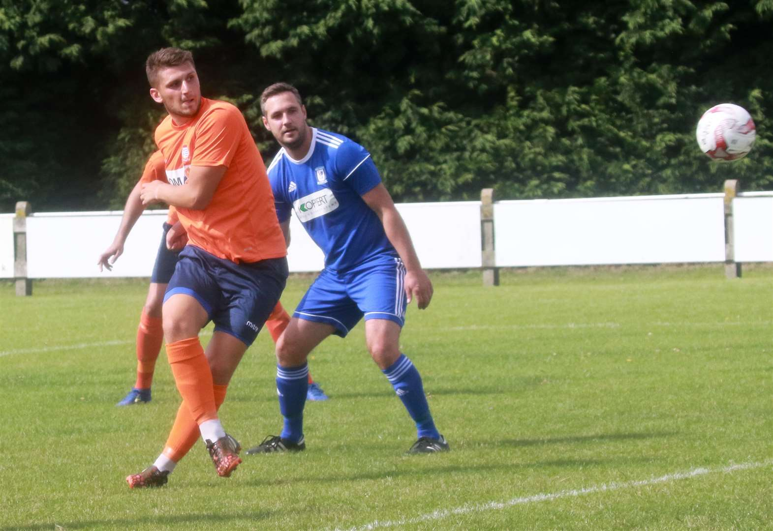 Tangerines controversially exit the Norfolk Senior Cup