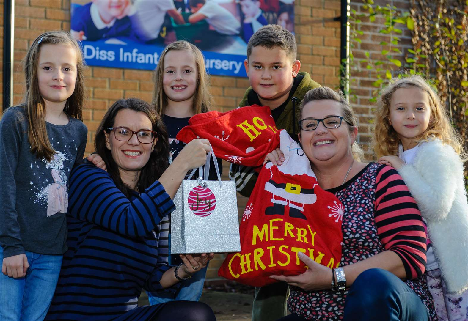 Diss mums say thanks as fair raises record sums