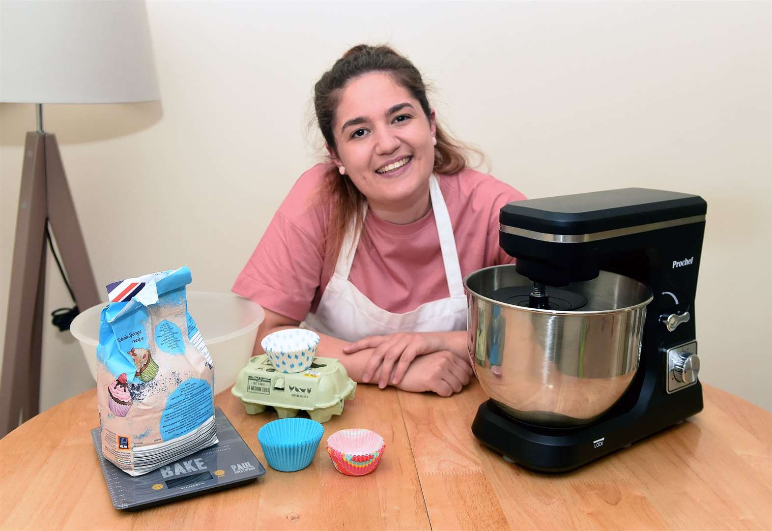 New mum stumbles on the ingredients for tasty business idea
