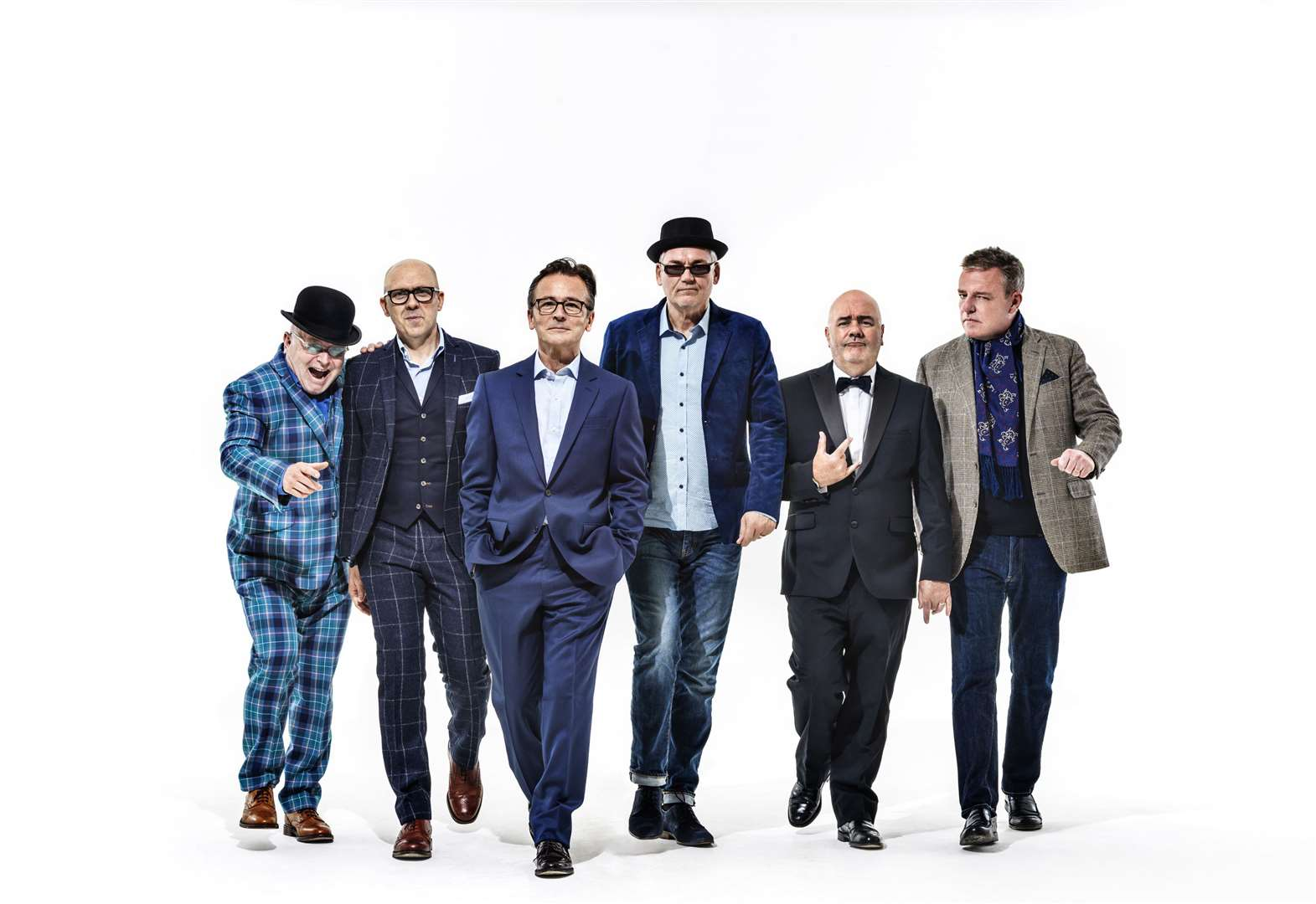 Madness announced as next Thetford Forest act