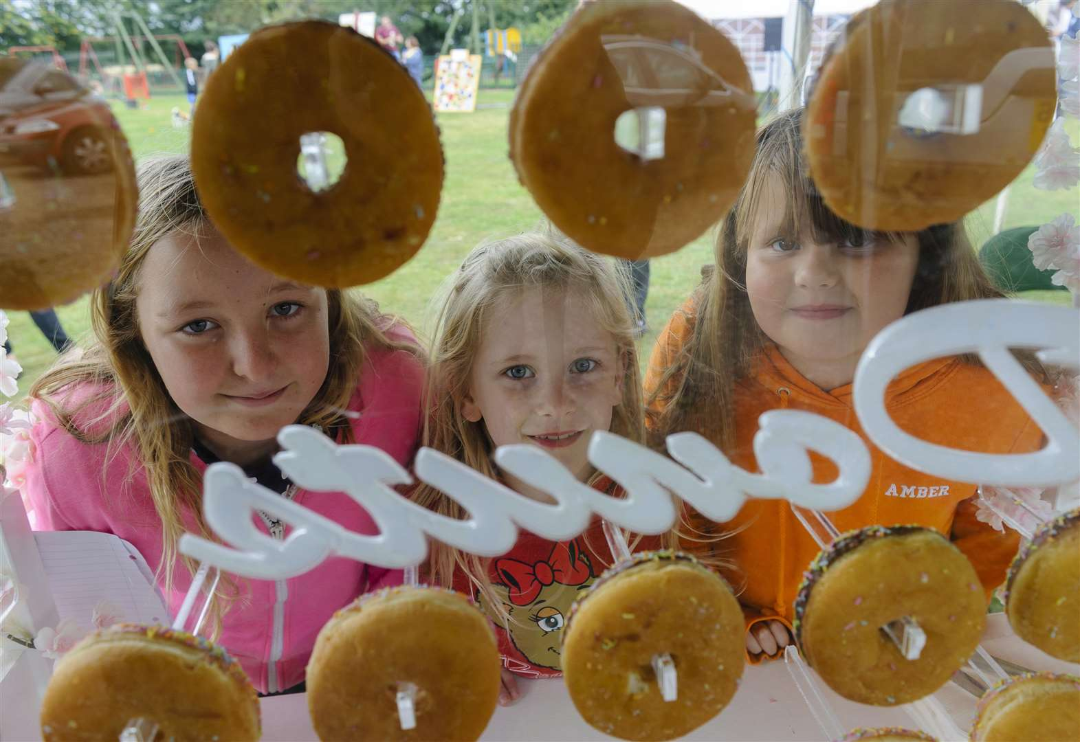 A day full of music, food and fun activities at Occold summer fete