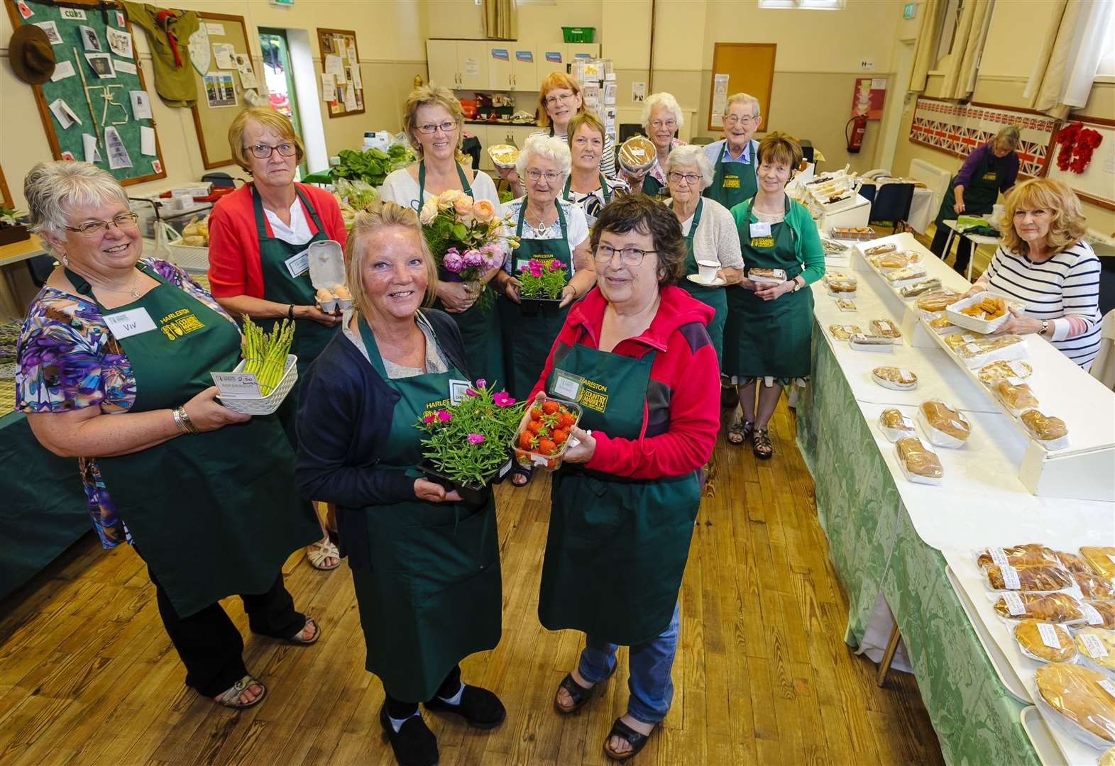 Continued success for one of Norfolk's oldest farmers' markets