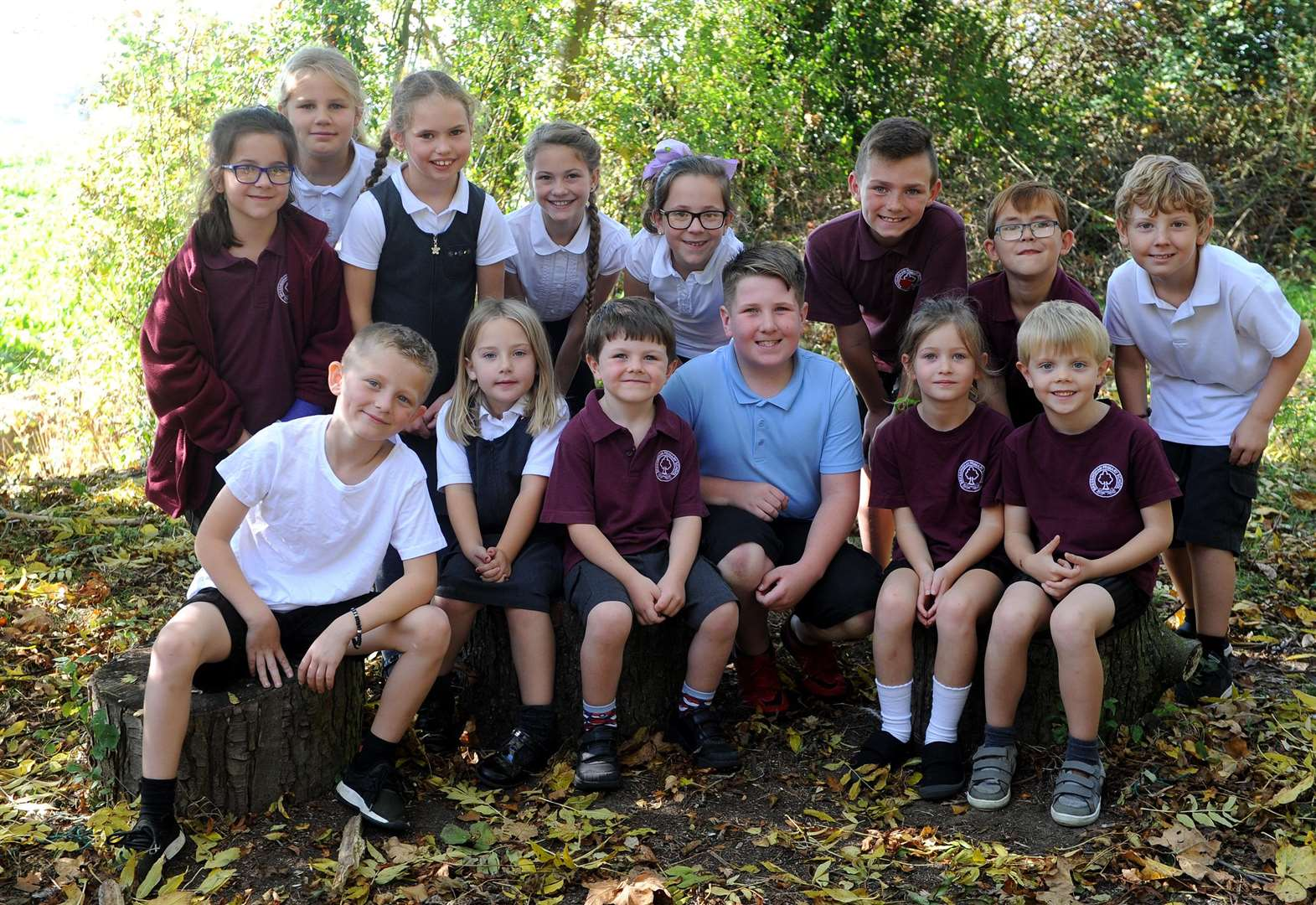 Bressingham Primary School is set to expand its forest school area